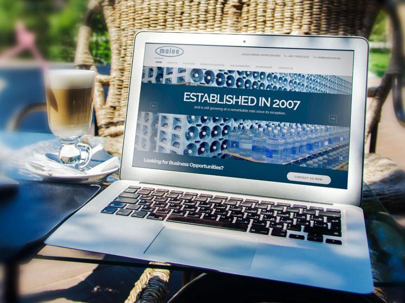 website-design-for-malee