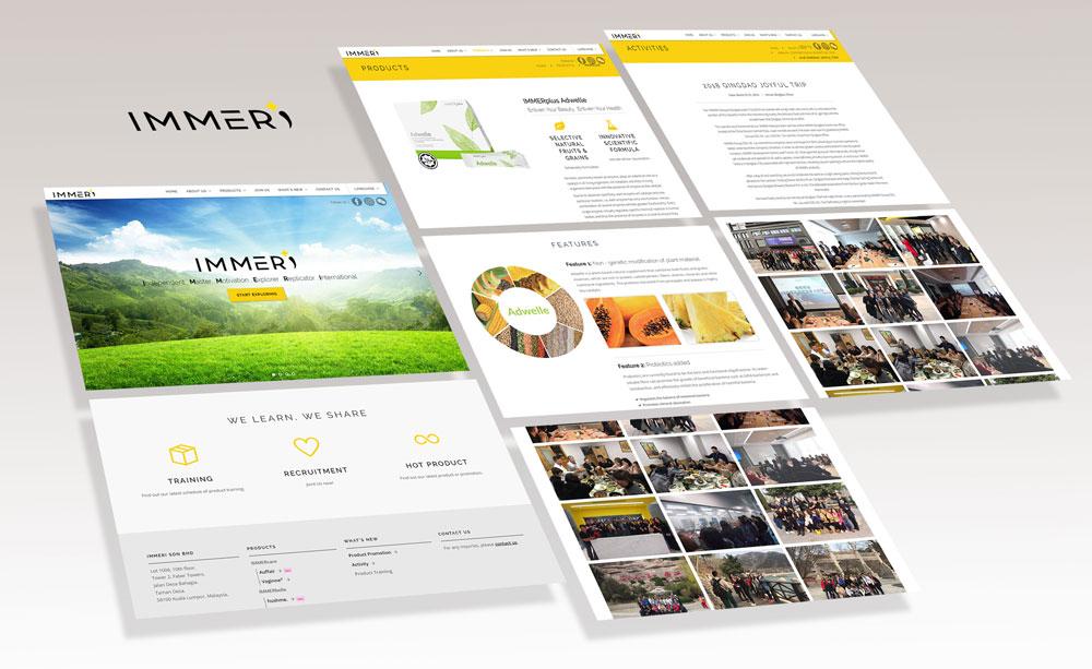 immeri-website