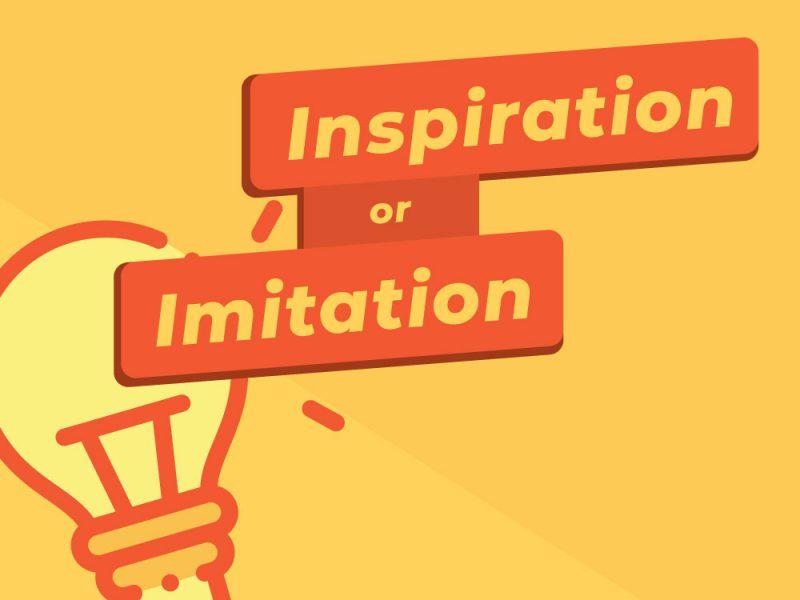 inspiration or imitation
