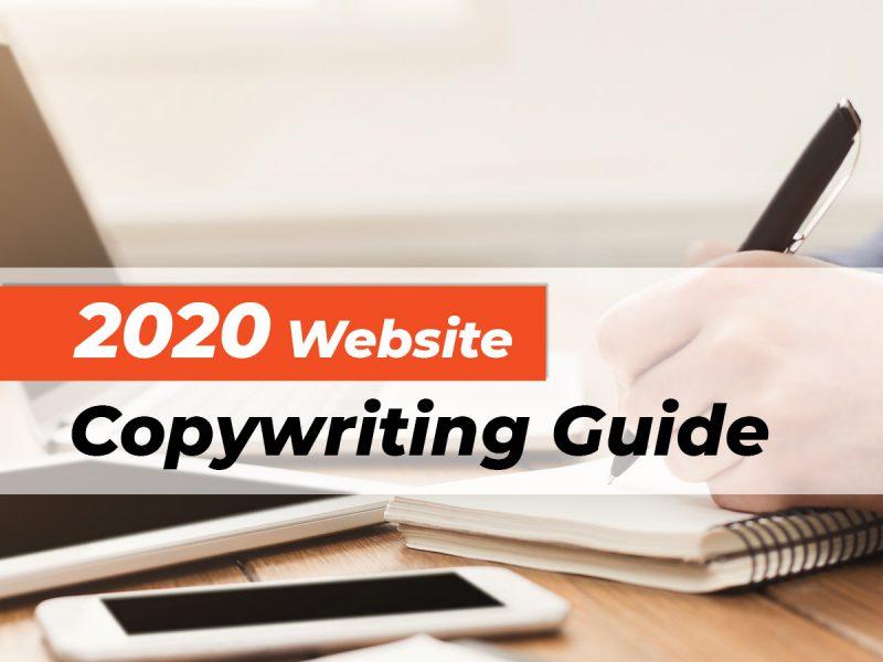 2020 Website Copywriting Guide