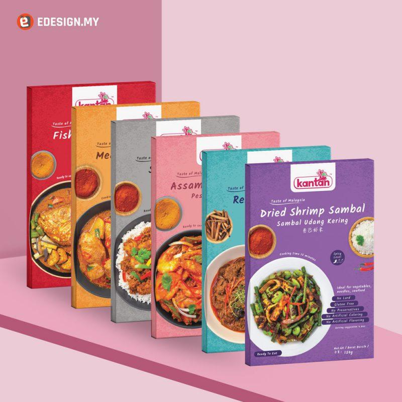 kantan packaging design
